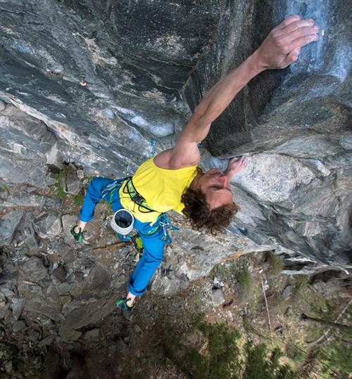 Markus Eder - Initiator der Kletterhalle Mondsee